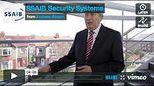 Security systems certification video