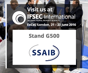 SSAIB's certification advantages explained at ExCeL show