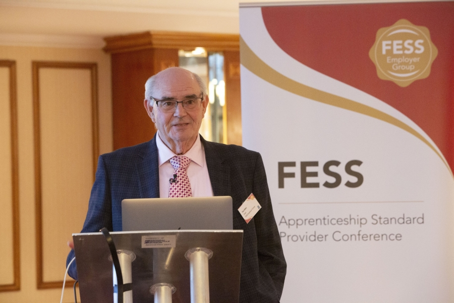 SSAIB CEO and Training Manager Support Recent FESS Conference