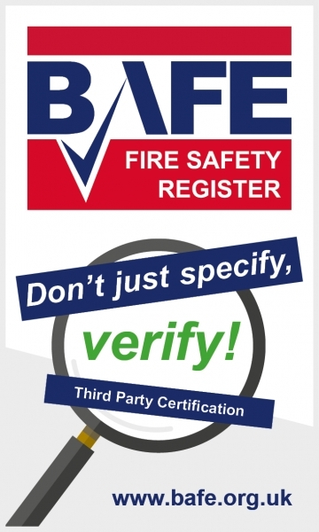 UKAS Back BAFE's SSAIB-Supported Don't Just Specify, Verify! Campaign