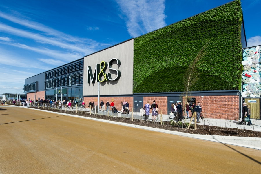 SSAIB confirms Marks & Spencer has achieved Surveillance Camera Code of Practice