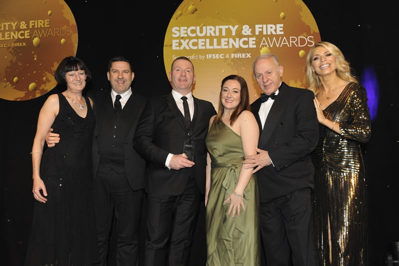 SSAIB Firms ICTS UK and Security Scotland Celebrate Security Excellence Awards Success
