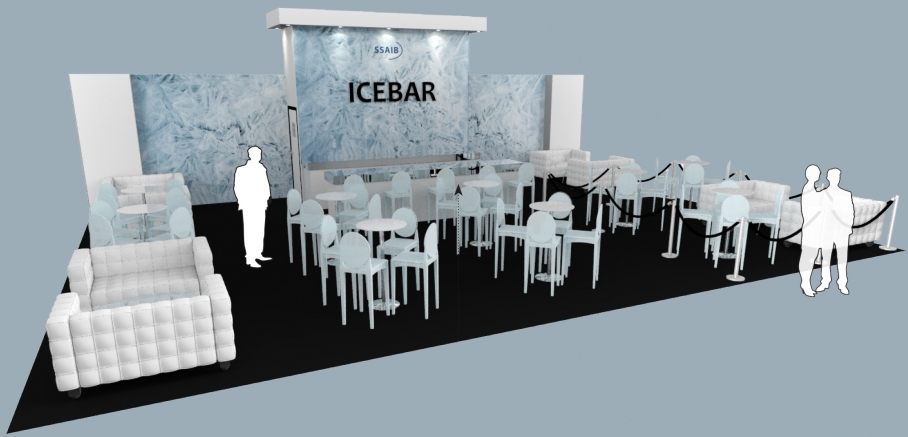 Registered Firms Can Experience VIP Treatment in SSAIB's Ice Bar at IFSEC