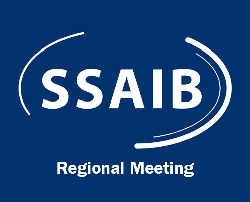 Autumn Regional Meetings Finalised As SSAIB Start Plans on Next Year's