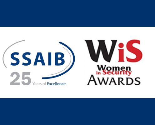 SSAIB 25/Women in Security Awards