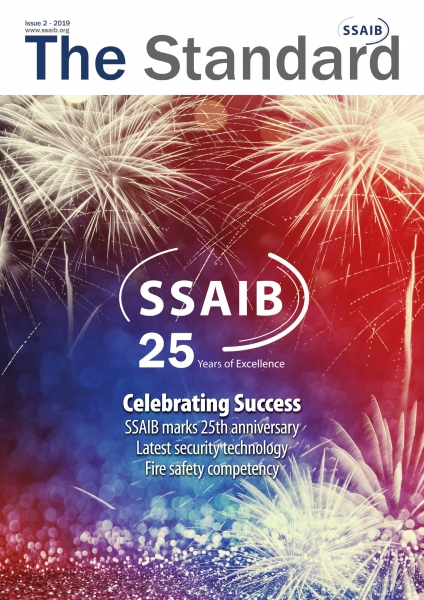 SSAIB Release Celebratory The Standard Magazine for 25th Anniversary